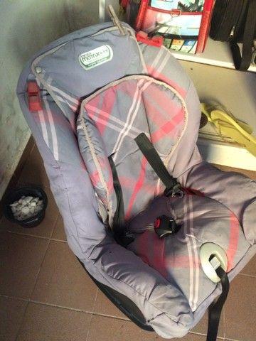 Cadeira de bebê pra automovel - Foto 4