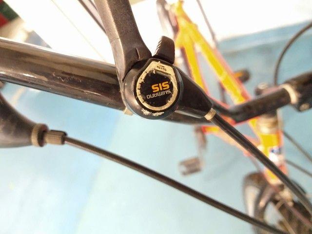 Caloi Moutain bike ATN antiga raridade - Foto 5