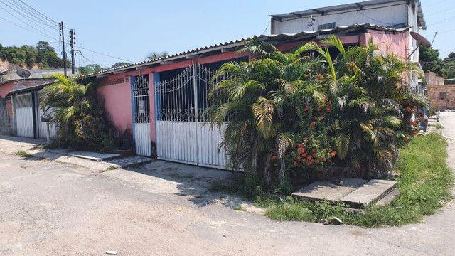 Vendo casa no Conjunto Boas Novas ou troco por uma em Santarém - Foto 4