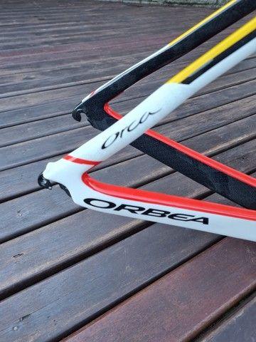 Quadro Bike Speed Orbea Orca Cofidis - Foto 5