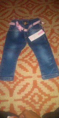Calça jeans criança - Foto 3