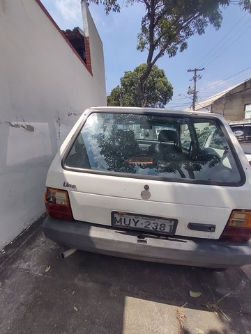 Fiat uno Mille smart sem cabeçote do motor - Foto 11
