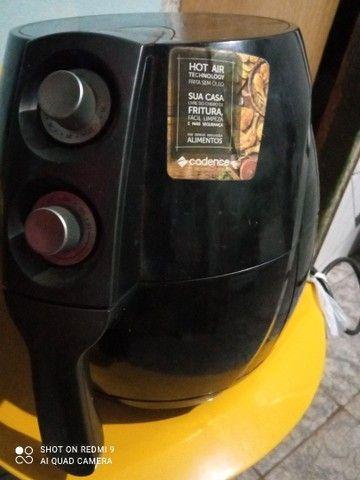 Fritadeira elétrica troco por microondas