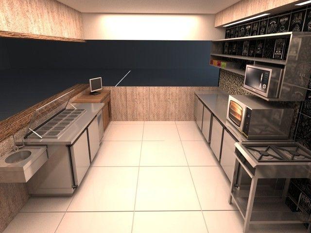 Projeto e vendo equipamentos para lanchonete - JM equipamentos  - Foto 2