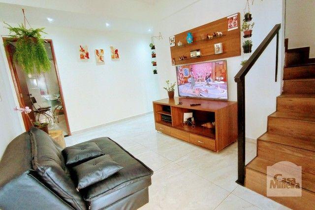 Casa à venda com 2 dormitórios em Candelária, Belo horizonte cod:337073 - Foto 2