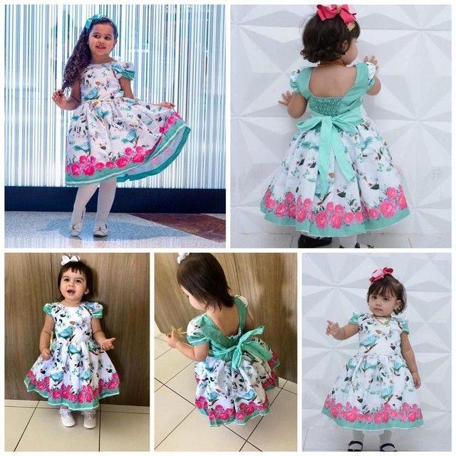 Vestidos infantil  - Foto 5