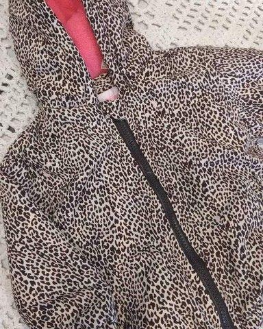 Jaqueta infantil feminina  - Foto 2