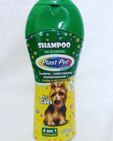 Shampoo Pet 4 em 1