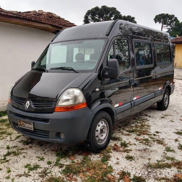 Renault / Master Bus 16 DCI 2.5 2010 em ótimo estado