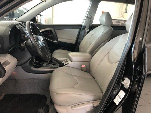 Toyota Rav4 2.4 16v Aut 4x2 2011/2011 - Oportunidade  - Foto 9