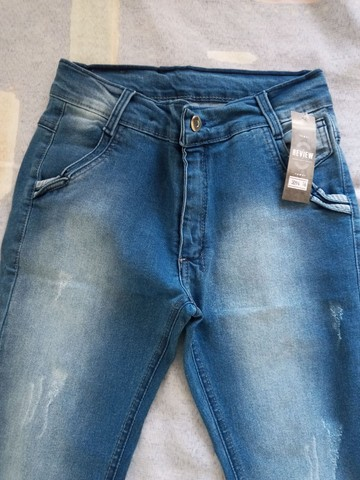 Calça Jeans Masculina - Foto 5
