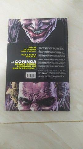 HQ Coringa capa dura (quadrinhos)  - Foto 2
