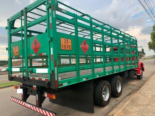 Mb 1620 gaiola de gás  - Foto 4