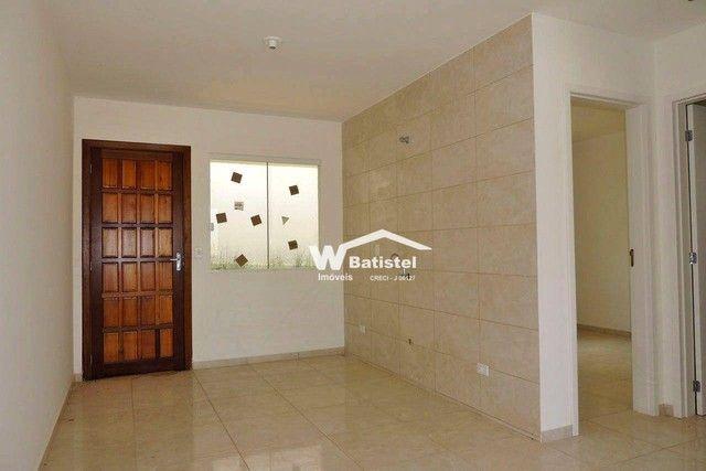 Casa com 2 dormitórios à venda, 45 m² por R$ 179.000 - Rua do Cedro N°616 Parque do Embu - - Foto 7