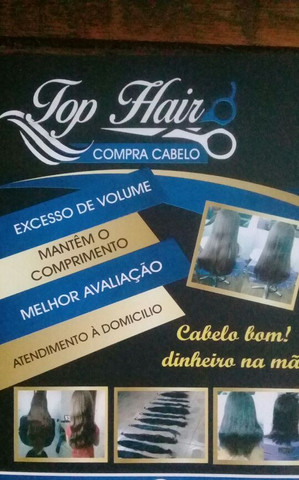Compra de cabelo