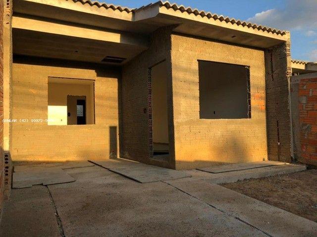 Casa para Venda em Ponta Grossa, Vila Hilgemberg, 2 dormitórios, 1 banheiro, 2 vagas - Foto 8