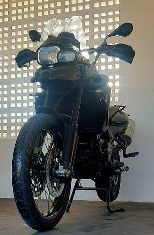 BMW F800 GS TRIPLE BLACK 2012 - Foto 7