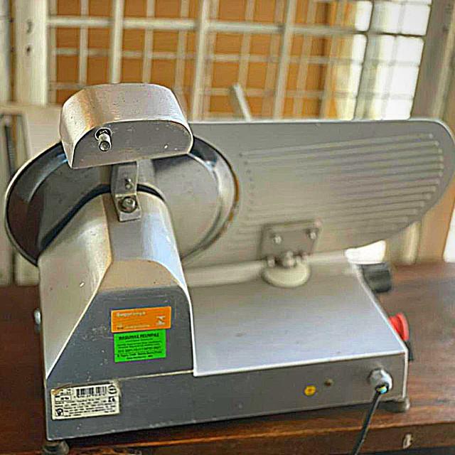 Cortador Fatiador de Frios Elétrico - Foto 6