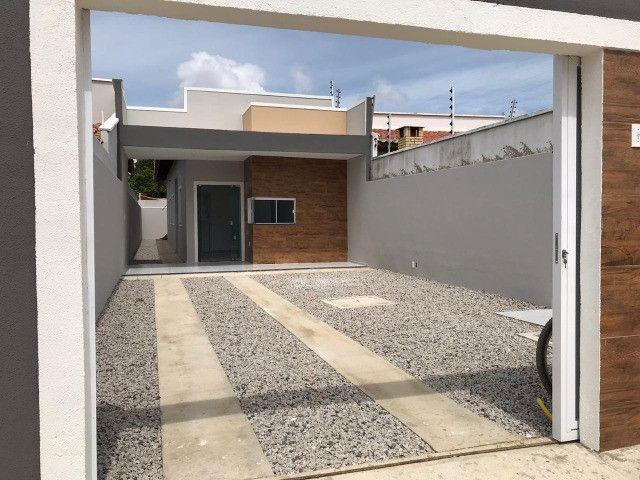 Casa de 3 Quartos com excelente acabamento 1 parcela para julho - Foto 7