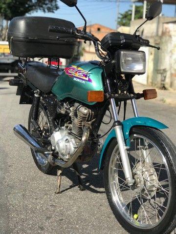 TITAN 99 MOTOR 160 SÓ TROCO! 21 recibo branco - Foto 3
