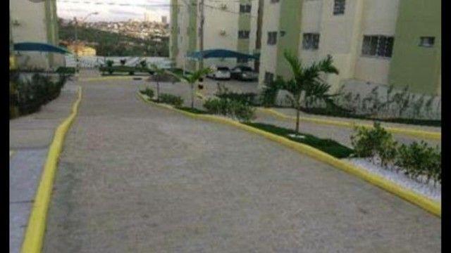 Apartamento próximo à Facisa- Residencial Jardim Botânico II - Foto 2