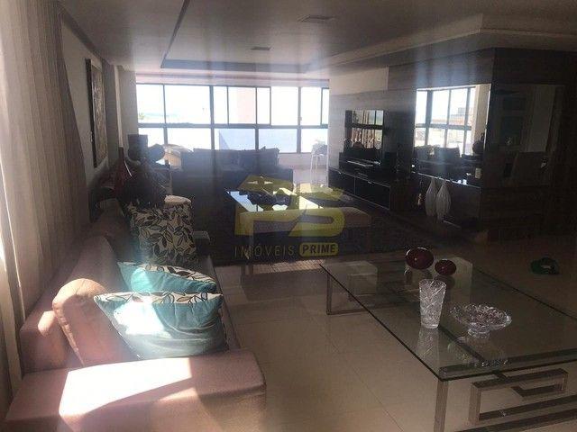 Apartamento à venda com 4 dormitórios em Cabo branco, João pessoa cod:psp556 - Foto 4