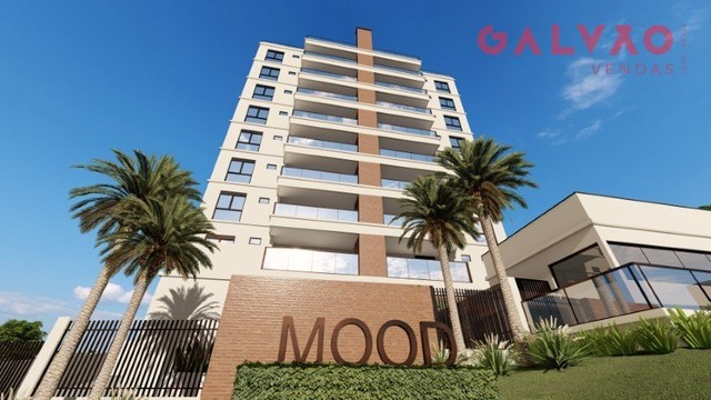 Apartamento à venda com 2 dormitórios em Bacacheri, Curitiba cod:41776 - Foto 2