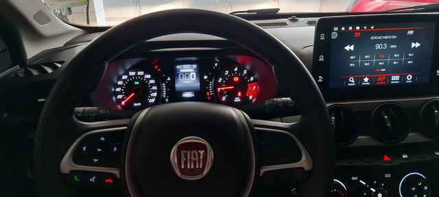 Argo Drive 1.0 Fireflex 2019 - EXTRA - IPVA pago- sem multas ou Restrições  - Foto 6