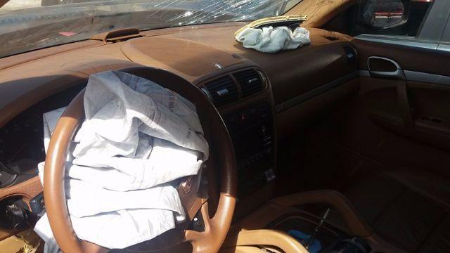 Peças usadas Porsche Cayenne V6 2009 - Foto 7