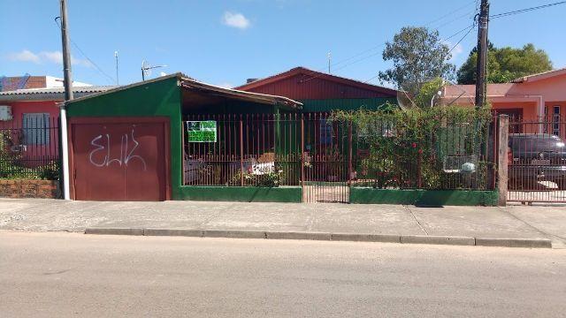 Casa 4 dorm., 1 vaga, P. P. Machado, Sta. Maria -32289