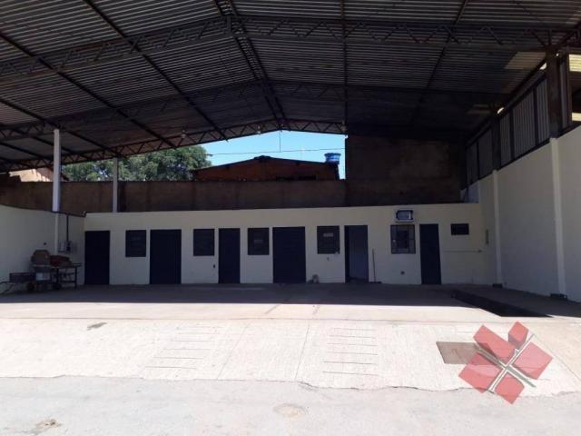 Galpão Comercial para Alugar, Área 6.400 m², Setor Santos Dumont, com , Goiânia. - Foto 9