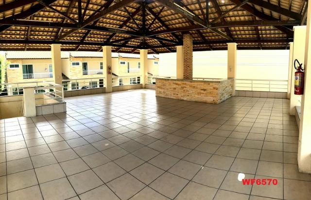 Laguna Ville, casa em condomínio, 4 suítes, 3 vagas, área de lazer completa, Lagoa Redonda - Foto 16