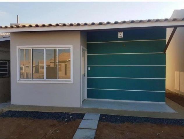 Casa 2 Quartos no SIM - Reserva Buriti - (75) 99231-6865
