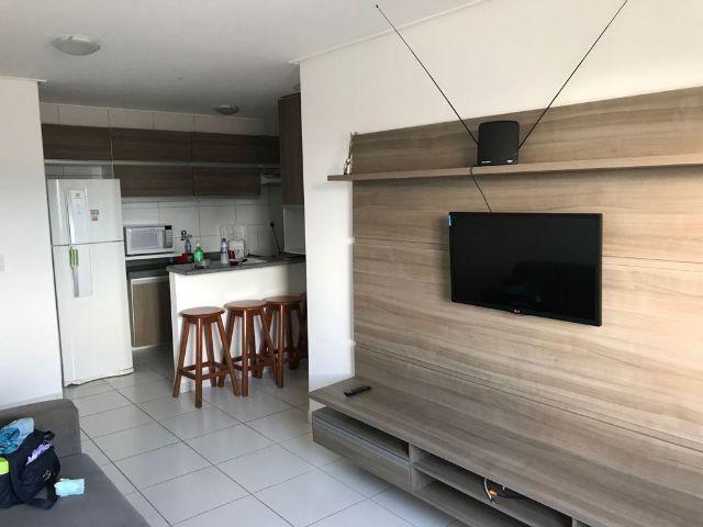 Apartamento Quarto e sala Mobiliado