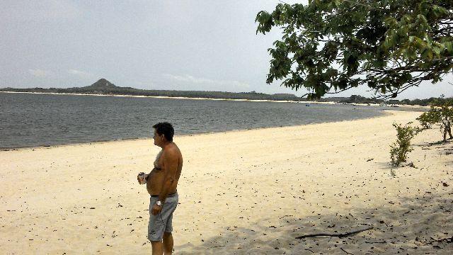 Terreno em Alter do Chão próximo a praia do Jacundá II
