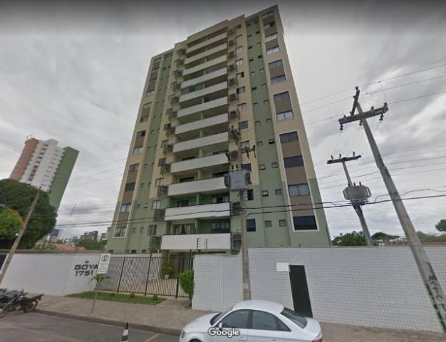 Edf. Goya: apartamento 100² com 3 suítes, no Jóquei