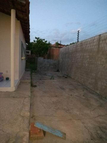 Casa no Residencial José Ribeiro-Angelim