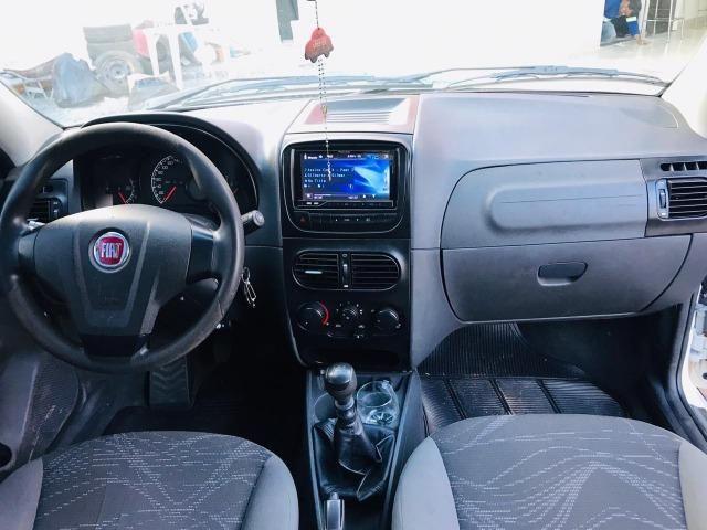 Fiat Strada Working Flex Cabine dupla 2014/2015 - Foto 9
