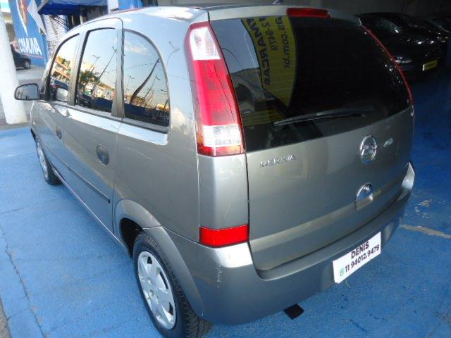Gm - Chevrolet Meriva 1.8 2004 Cinza completa estudo troca e financio - 2004 - Foto 6