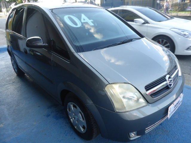 Gm - Chevrolet Meriva 1.8 2004 Cinza completa estudo troca e financio - 2004 - Foto 3