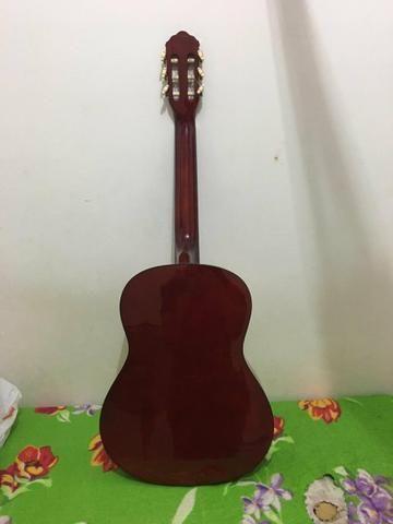 Vendo violão violao novinho + capa - Foto 2
