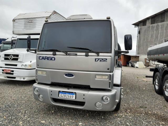 Ford Cargo 1722 Truck com Tanque de Combustível - Foto 8