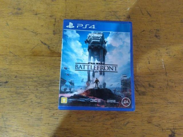 PS4 Star Wars Battlefront I