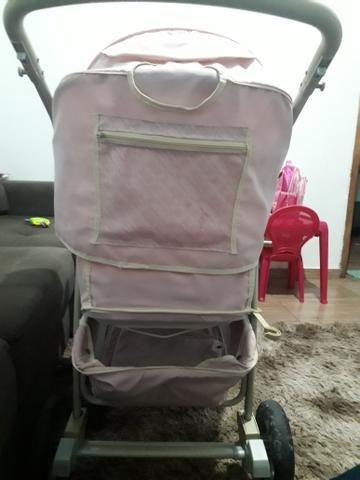 Carrinho bebê menina - Foto 3