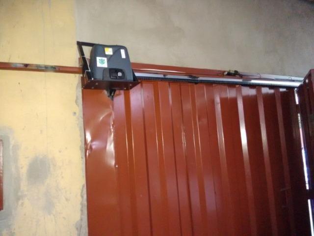 Motor para Portão eletrônico instalado R$600,00 novo com garantia, motor 1/4hp Rossi 600KG - Foto 6