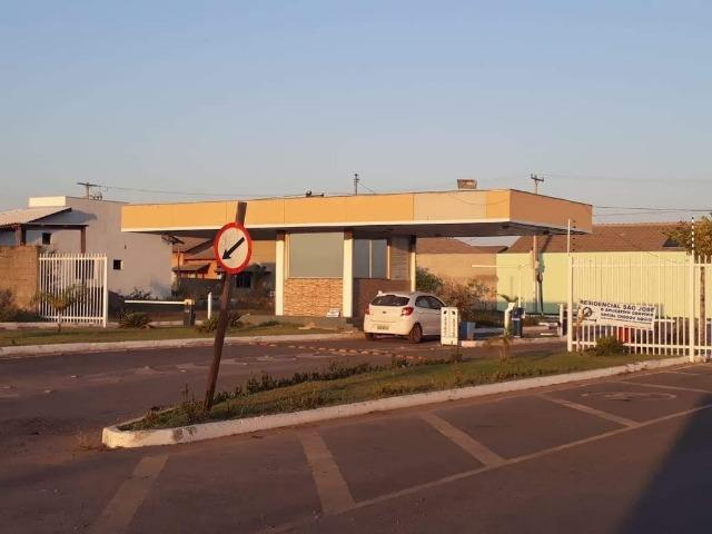 Terreno no condomínio São José - Distrito Industriário (Pego Carro e moto)