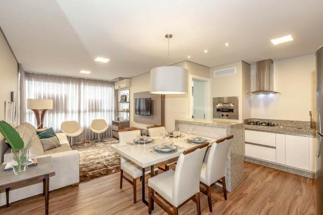 Apartamento finamente mobiliado em Piçarras - SC - Foto 10