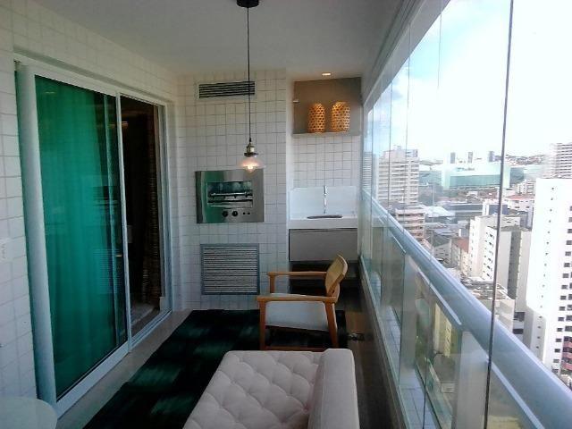 Apartamento no Cocó - 95m² - 3 Suítes - 2 Vagas (AP0534) - Foto 7