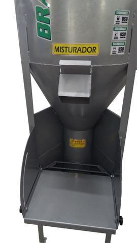 Misturador Vertical 300 Litros para Plásticos - Foto 2