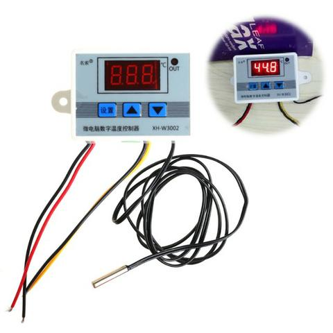 Controlador Temperatura Termostato Digital Chocadeira Estufa - Foto 4